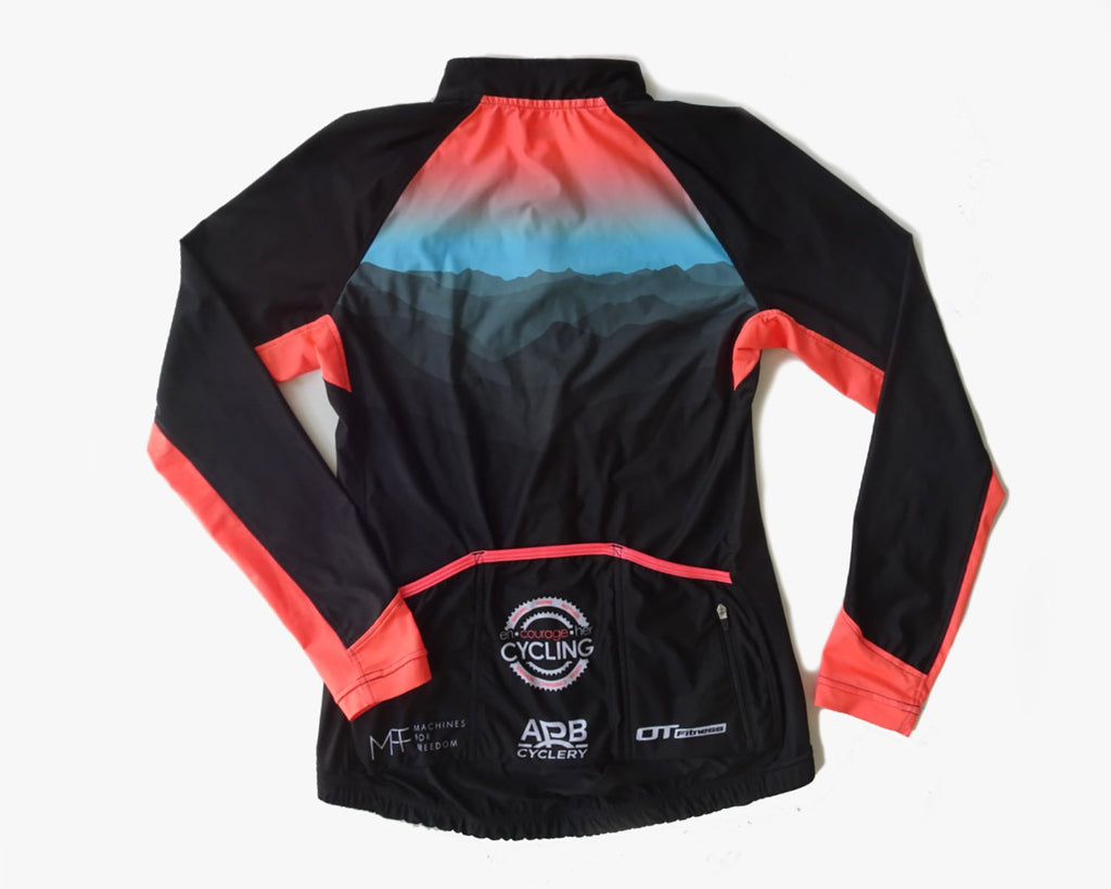 "MACHINES CUSTOM // EncourageHer ""Elevate"" Jersey *PREORDER ENDED*"