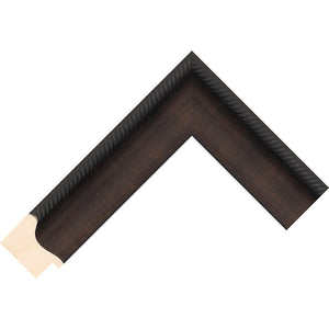 Wenge veneer decorative frame