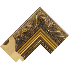 Load image into Gallery viewer, Gold ornate frame 59mm wide