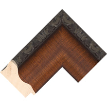 Load image into Gallery viewer, mahogany veneer large picture frame