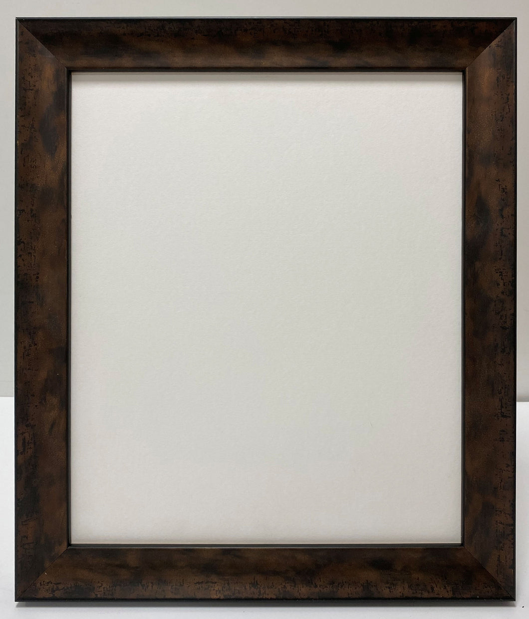 Black/Gold hand finished effect wooden Picture Frame (30mm wide)