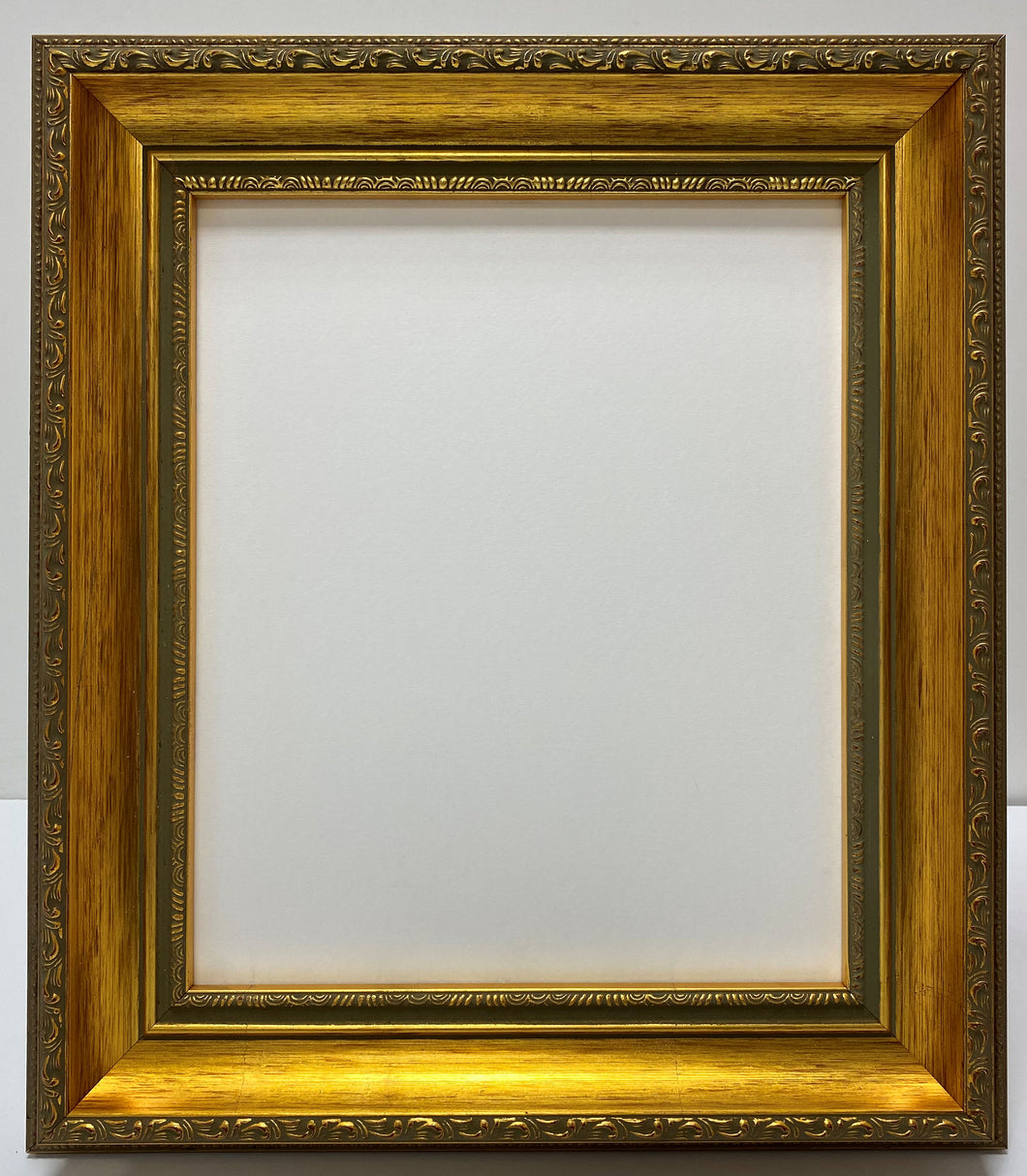 Decorative Gold leaf effect wooden Picture Frame (60mm wide)