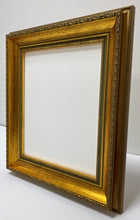 Load image into Gallery viewer, Decorative Gold leaf effect wooden Picture Frame (60mm wide)
