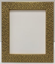 Load image into Gallery viewer, Gold leaf effect Skulls wooden picture frame. (52mm wide)
