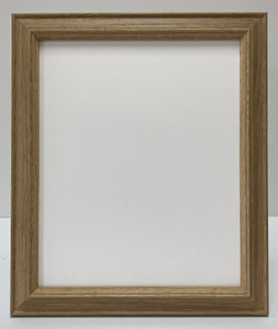 Traditional design Oak wooden frame (34mm wide)