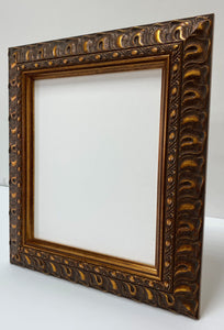 Gold leaf effect decorative Wooden Picture Frame (65mm wide)