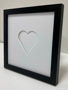 valentine's photo frame