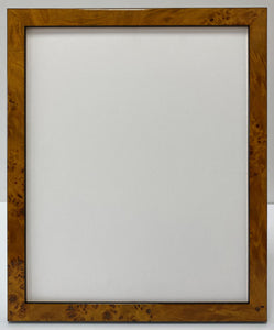 Light Teak Lacquer Veneer Wooden Picture Frame (20mm wide)