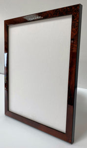 Teak Lacquer Veneer Wooden Picture Frame (20mm wide)