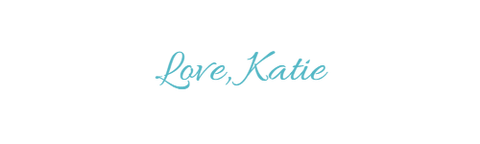 Love Katie Signiture