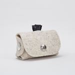 Cloud7 Doggy-Do-Bag Filz Silver