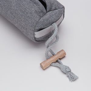 Futter Dummy Heather Grey