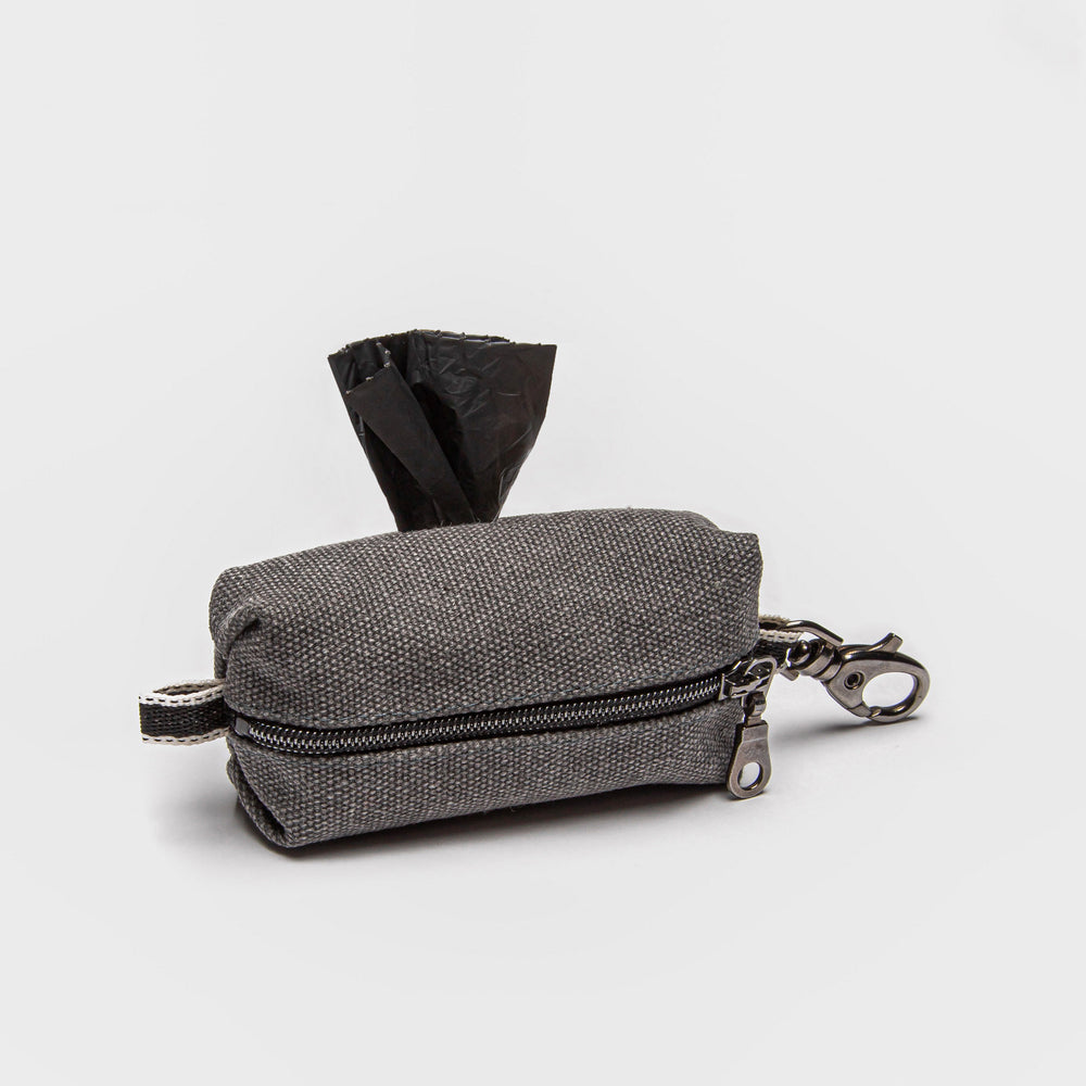 Cloud7 Kotbeutelspender Doggy-Do-Bag Canvas Basalt