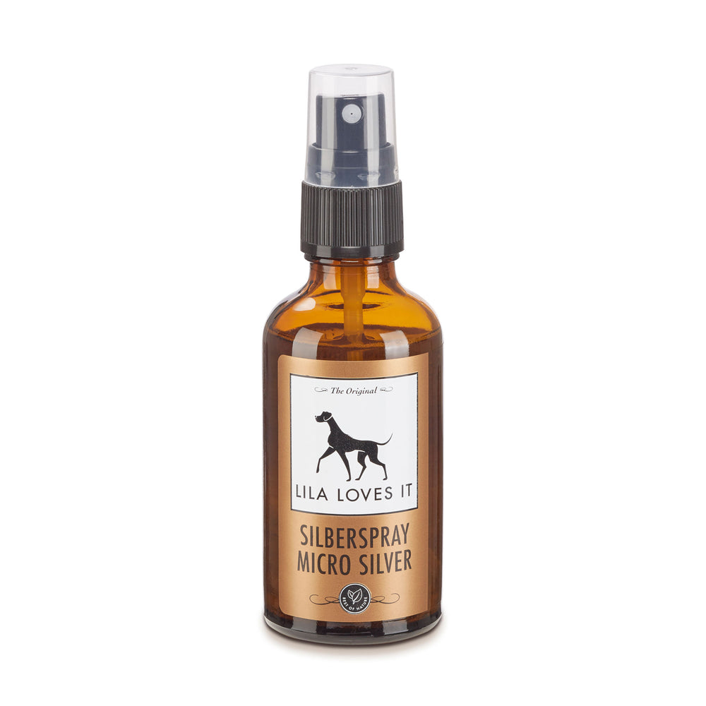 LILA LOVES IT Silberspray 50 ml