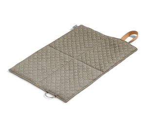 MiaCara Cosmo travelBed Mineral Taupe Hundedecke