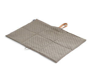MiaCara Cosmo travelBed Mineral Taupe Hundereisebett