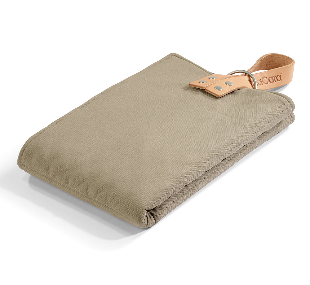 MiaCara Cosmo travelBed Mineral Taupe S