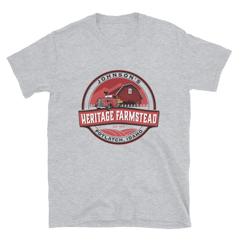Farmstead Color Logo Short-Sleeve T-Shirt