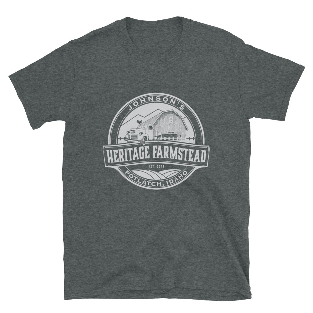 Farmstead Logo Short-Sleeve T-Shirt