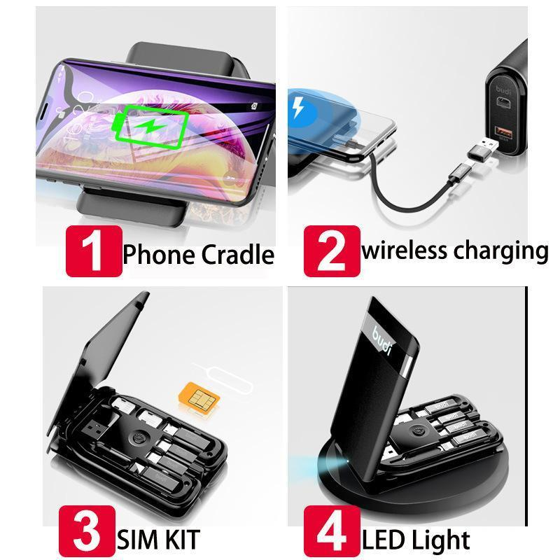 Hot sale!!!-Multifunctional tool card for mobile phone