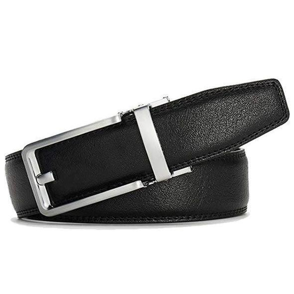 Highly durable leather ratchet belt(Only 19.98$)
