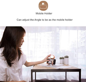 CoolBoy Portable Charging Light Sound Control Table Lamp