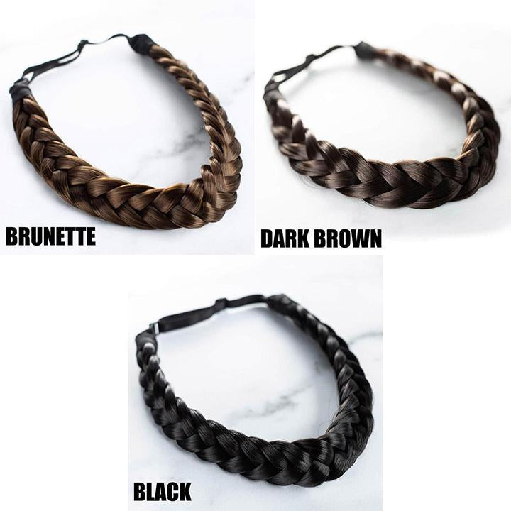 ( Buy 2 Get 1 Free,Only For The Set) Beauty,start from your hair.Bohemian Easy-Wear Hairbands.With DIY colors.