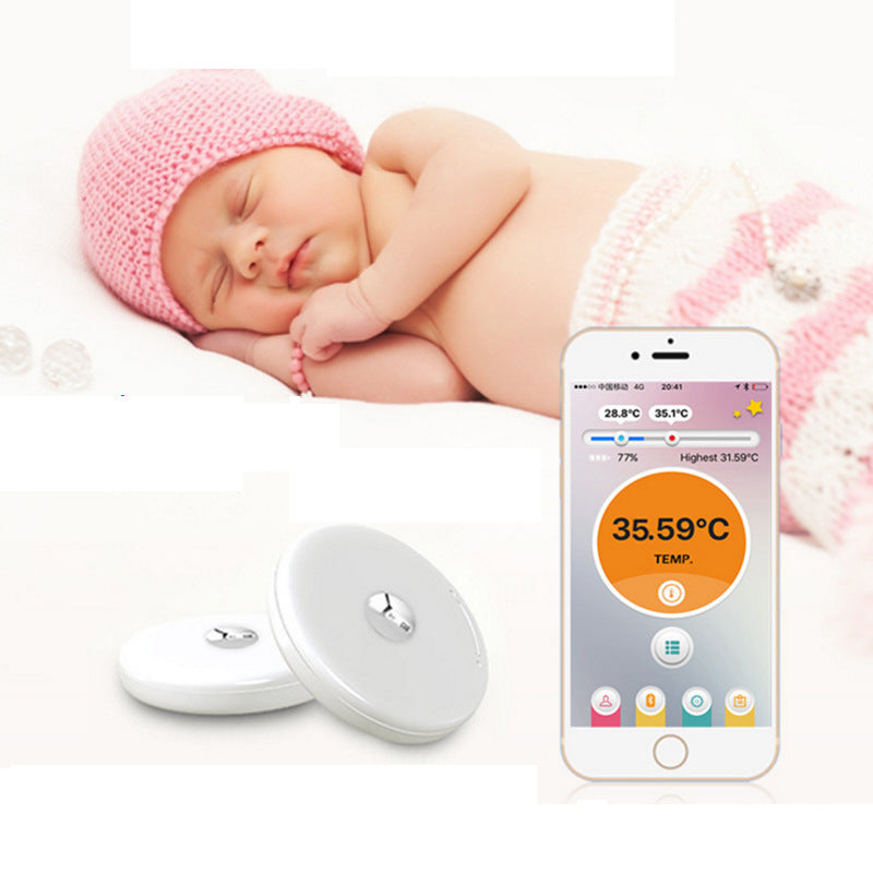 Children's smart thermometer