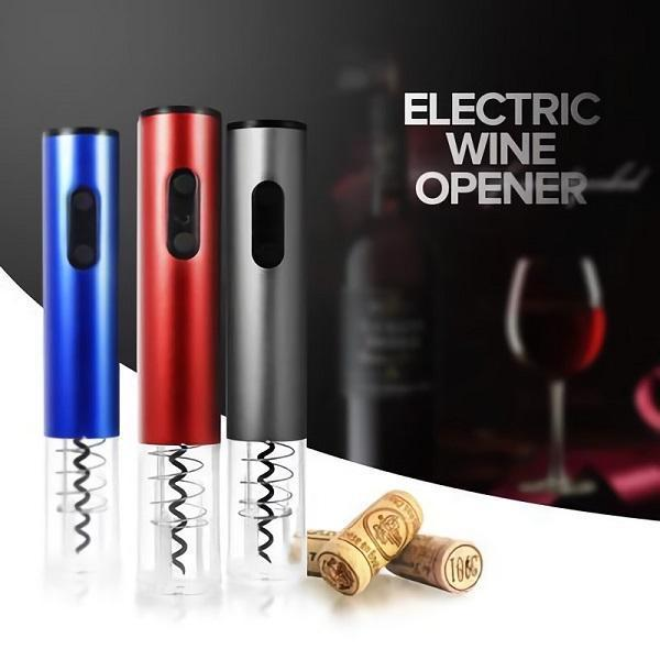 Electric Wine Opener-TWO FERR SHIPPING