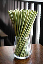 Load image into Gallery viewer, Grass Drinking Straws