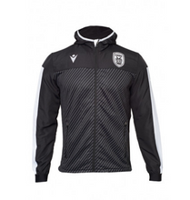 Load image into Gallery viewer, PAOK FC ANTHEM BLACK JACKET 19-20