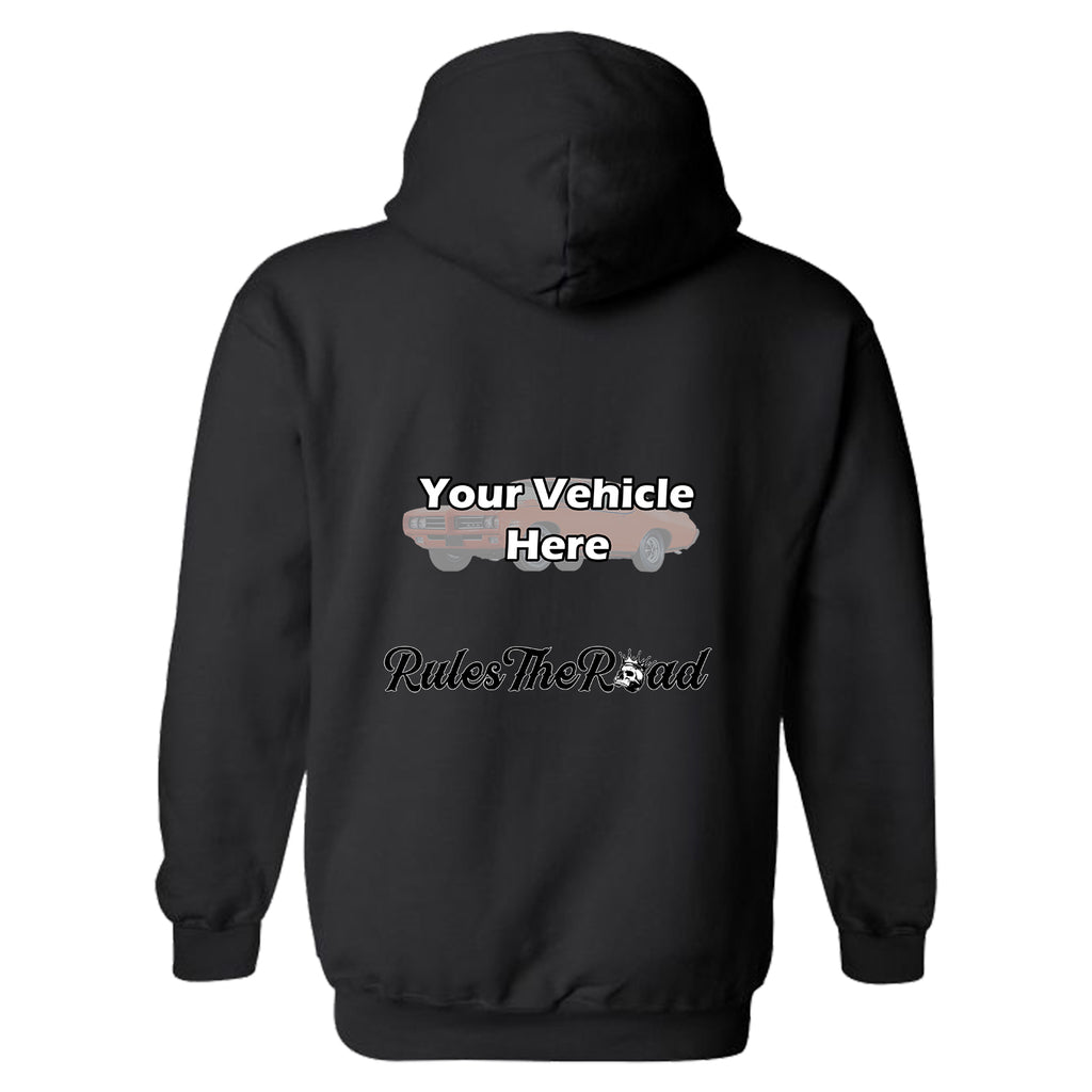 Rule(s) The Road Personalized Hoodie