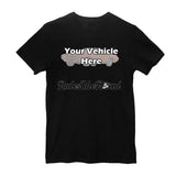 Rule(s) The Road Skull Personalized Short Sleeve T-Shirt
