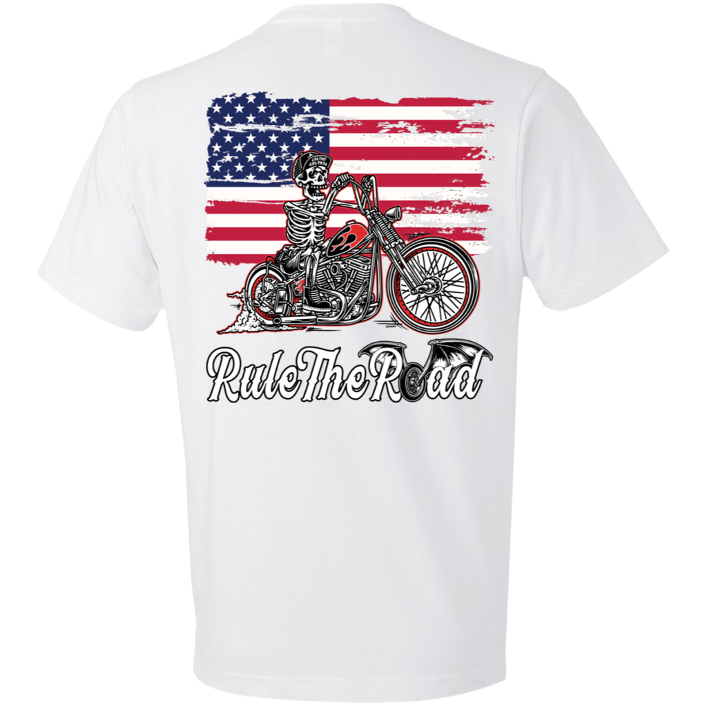 American Iron Short Sleeve T-Shirt