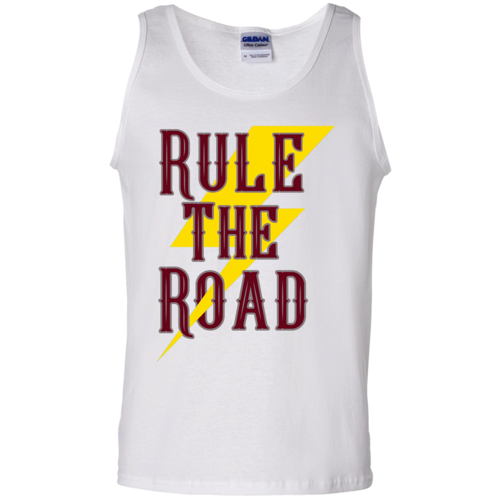 RTR Classic Style Logo Mens Tank Top