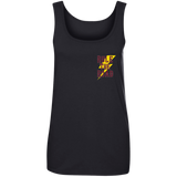 Speed Demon Ladies Scoopneck Tank Top