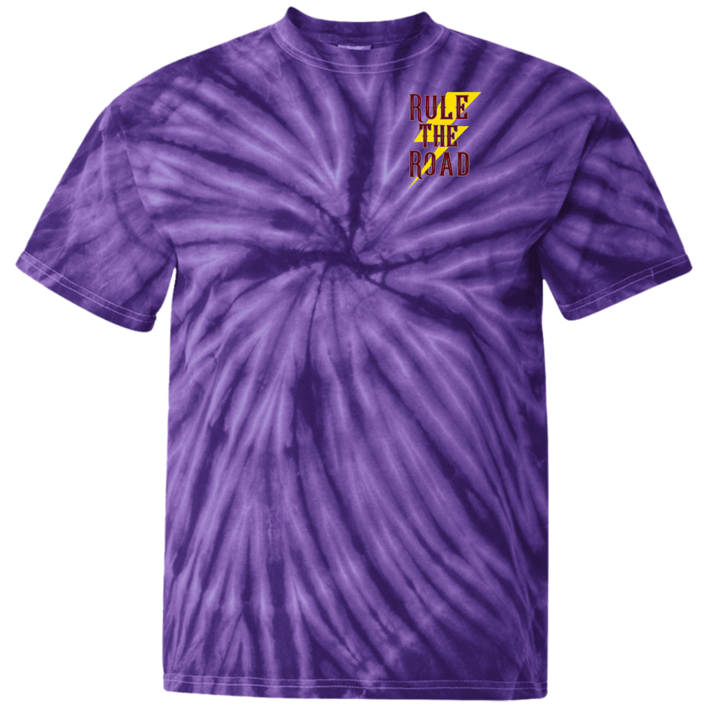 Lean Into It Tie Dye Short Sleeve T-Shirt