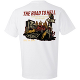 The Road To Hell Hot Rod Short Sleeve T-Shirt