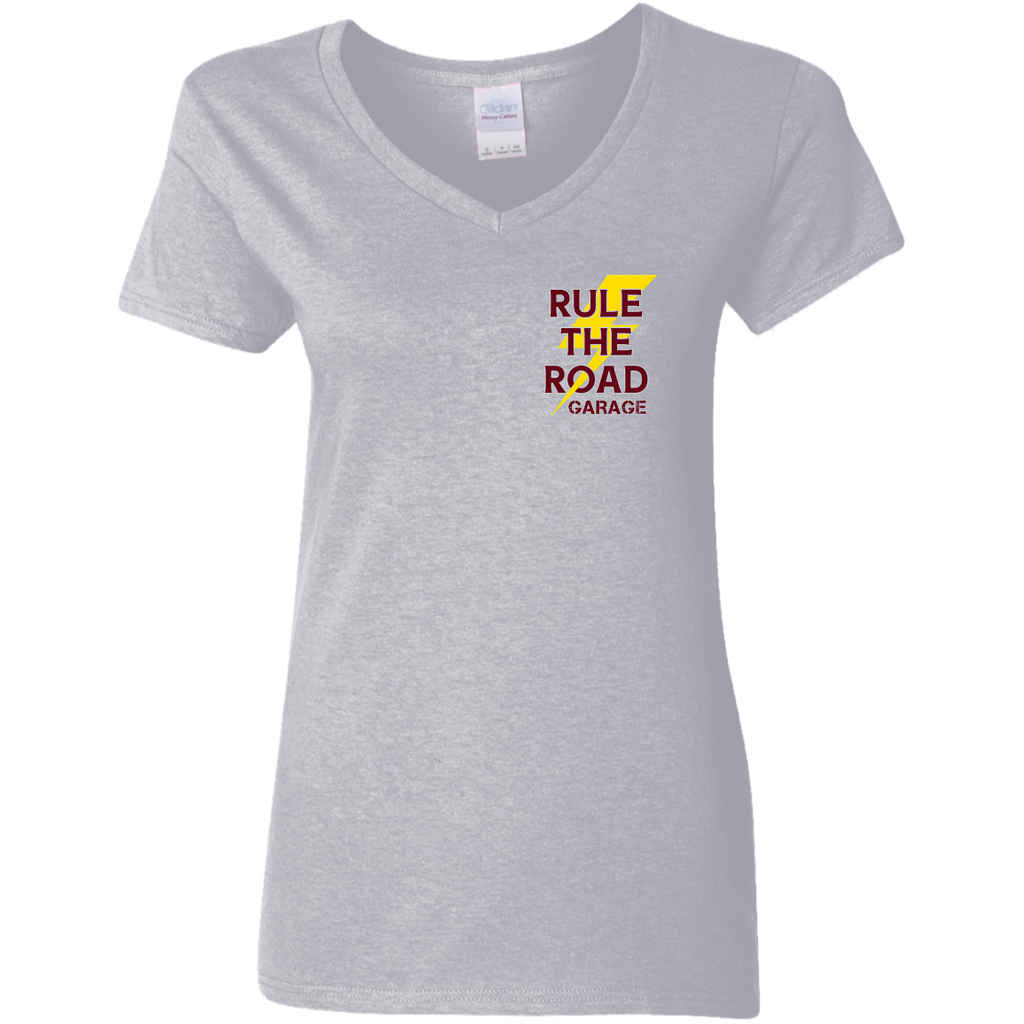 The Fixer Ladies V-Neck T-Shirt