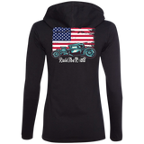 American Hot Rod Ladies Long Sleeve T-Shirt Hoodie