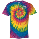 Loud Pipes Save Lives Bobber Tie Dye Short Sleeve T-Shirt