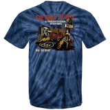 The Road To Hell Hot Rod Tie Dye Short Sleeve T-Shirt