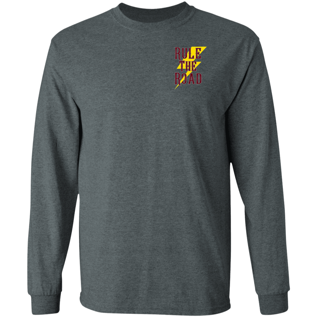 Take Chances Mens Long Sleeve T-Shirt