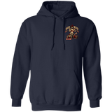 Troublemaker Hot Rod Pullover Hoodie