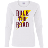 RTR Classic Style Logo Ladies Long Sleeve T-Shirt