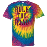 RTR Classic Style Logo Tie Dye Short Sleeve T-Shirt
