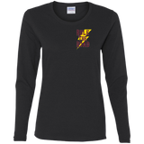 Take Chances Ladies Long Sleeve T-Shirt
