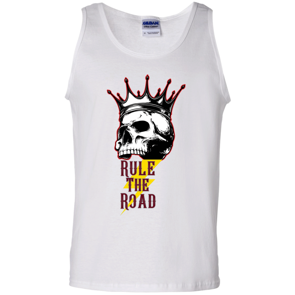 Skull Logo Mens Tank Top