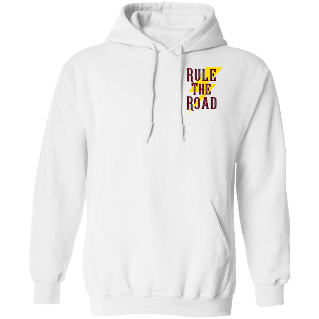 Support Your Local Motorcycle Builder Pullover Hoodie