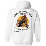 Lean Into It Pullover Hoodie